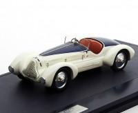 1:43 Alfa Romeo 6C 1750 Gran Sport Aprile Spider Corsa 1931 White/Black