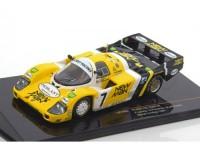 1:43 PORSCHE 956B #7 Ludwig/Pescarolo/Johansson Winner 24h Le Mans 1984