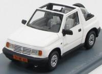 1:43 SUZUKI Vitara 1.6 JLX 4x4 Convertible 1995 White