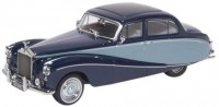 1:43 ROLLS ROYCE Silver Cloud Hooper Empress 1955 Blue/Light Blue