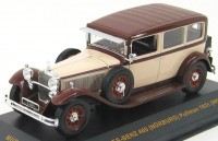 1:43 Mercedes-Benz 460 (Nurburg) Pullman (1931) Beige and Brown