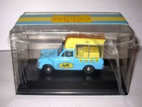 1:43 Ford Anglia 105E фургон мороженое Wall's 1972