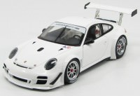 1:18 Porsche 911(997) GT3 R 2010 plain body version (white)