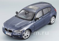 1:18 BMW 1 series (F20) (dark blue met)