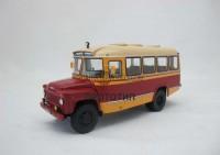 1:43 Курганский автобус 685Б (1976) Маршрут «Трест ЯКУТАЛМАЗ - Мирнинский ГОК»