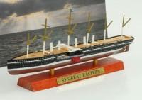 "1:1250 Британский трансатлантический параход SS ""GREAT EASTERN"" 1860"