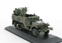 1:43 бронетранспортер M16 MGMC 3rd Armored Division Aachen Германия 1944
