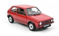 1:18 VW Golf I GTI (3-двери) 1976 Red