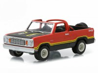 1:64 DODGE Ramcharger пикап 4х4 1978 Orange