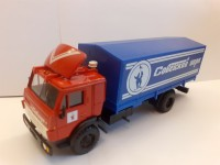 1:43 КАМский грузовик-5325 Советский цирк (Клоун)