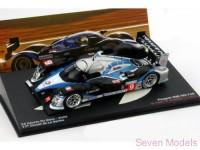 1:43 PEUGEOT 908 HDI FAP #9 Gené-Brabham-Wurz LE MANS 2009