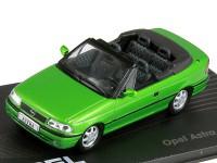 1:43 OPEL ASTRA F Cabriolet 1992-1998 Green Metallic