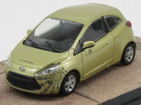 "1:43 FORD KA ""Quantum of Solace"" 2008 Metallic Gold"