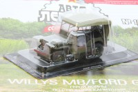 1:43 # 186 JEEP WILLYS