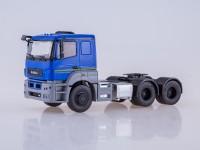 1:43 КАМАЗ-65206 седельный тягач (синий)