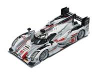 1:43 AUDI R18 E-TRON QUATTRO #3 Grassi/M.Gené/O.Jarvis 3rd 24H Le Mans 2013