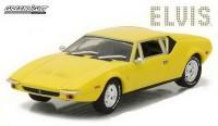 1:43 DE TOMASO Pantera Elvis Presley 1971 Yellow