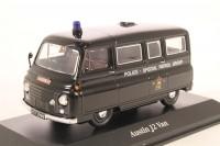 "1:43 AUSTIN J2 Van ""Metropolitan Police"" 1962 Black"