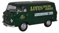 """1:43 FORD 400E Van техничка """"Lotus Team"""" 1956"""