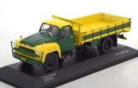 1:43 CHEVROLET C 6500 (бортовой грузовик) 1958 Yellow/Dark Green
