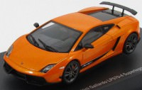 1:43 Lamborghini Gallardo LP570-4 Superleggera 2010 (metallic orange)