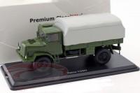 1:43 TATRA 128 4x4 бортовой грузовик c тентом (Чехословацкая армия) 1951 Olive