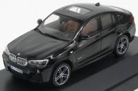 1:43 BMW X4 2015 [с открывающимися элементами] (black)