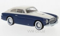 1:43 CUNNINGHAM C-3 Continental Coupe by Vignale 1952 Dark Blue/White