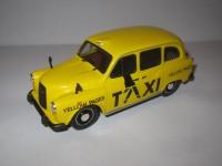 1:43 Austin FX4 London Taxi