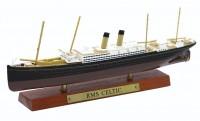 """1:1250 Британский пассажирский лайнер RMS """"CELTIC"""" 1901"""
