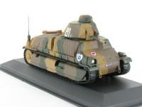1:43 танк Somua S-35 1st DLM Quesnoy Франция 1940