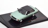 1:43 FORD Taunus Ghia (TC3) 1983 Metallic Light Green/Black