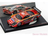 "1:43 SALEEN S7-R #4 ""GORDON"" Mollekens-Bouvy-Longin 24h SPA 2008"