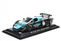 1:43 MASERATI MC12 GT1 #1 Bertolini/Bartels 2010