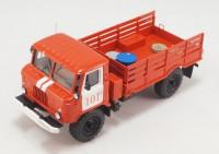 1:43 Горький-66-11 Бортовой пожарный автомобиль (хозслужба)