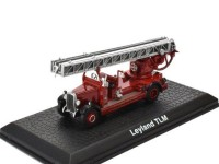 1:72 Leyland TLM лестница Metz London Fire Brigade 1935