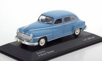 1:43 DESOTO 4-Door Sedan 1946 Blue