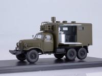 1:43 Передвижная автомобильная кухня ПАК-170 (157) (с интерьером)