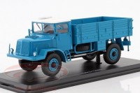 1:43 TATRA 128 бортовой грузовик 4x4 1951 Blue