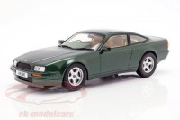 1:18 ASTON MARTIN Virage 1988 Green Metallic