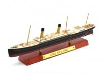 """1:1250 Британский трансатлантический океанский лайнер RMS """"OCEANIC"""" 1899"""