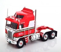 "1:43 седельный тягач KENWORTH K100 Aerodyne ""Billie Joe McKay"" 1976 Red/White"