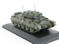 "1:43 танк ""Crusader"" MK.6 3 (A15) 6th Armoured Division Pichon Тунис 1943"