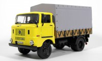1:43 IFA W 50L 1965 Yellow/Grey