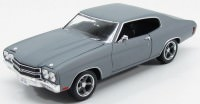 "1:18 CHEVROLET Chevelle SS 1970 ""Fast & Furious"" (из к/ф ""Форсаж IV"") Grey"