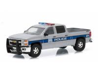 """1:64 CHEVROLET Silverado """"Police"""" 2015"""