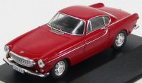 1:43 VOLVO P1800 1963 Red