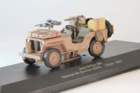 1:43 JEEP Willys MB 4х4 Special Air Service (SAS) Ливия 1942