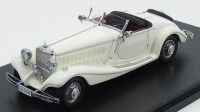 1:43 MERCEDES-BENZ Type 290 Roadster (W18) 1936 White
