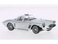 1:43 CHEVROLET XP-700 Corvette Coupe 1958 Silver